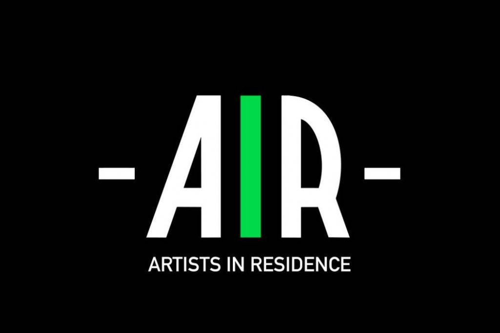 programa AIR (Artists In Residence)